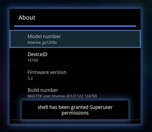 Hisense Pulse Superuser.apk Prompt Root