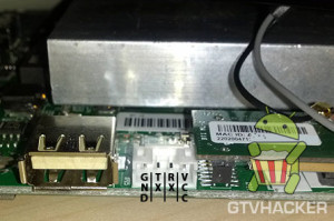 Pulse UART side view