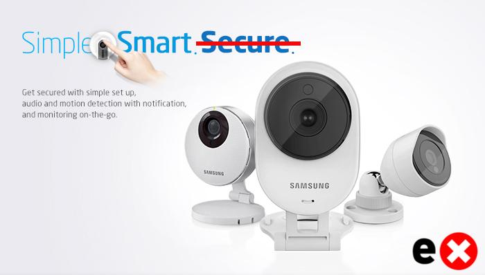 Re-Hacking The Samsung Smartcam